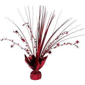 Red Spray Centerpiece (Each)