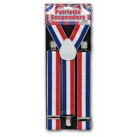 Red/White/Blue Suspenders