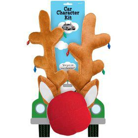 Reindeer Car Set