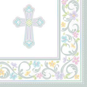 Religious Party Luncheon Napkins (36 Pack)