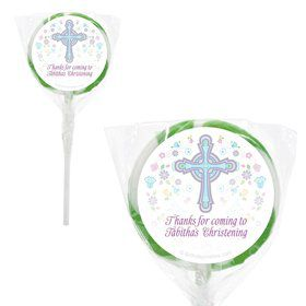 "Religious Party Personalized 2"" Lollipops (24 Pack)"
