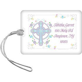Religious Party Personalized Luggage Tag (Each)