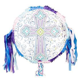 Religious Party Pull String Pinata