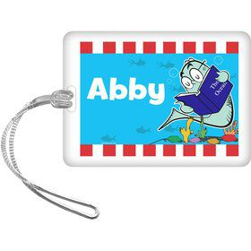 Riddle Little Personalized Bag Tag (Each)