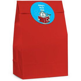 Riddle Little Personalized Favor Bag (12 Pack)