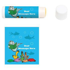 Riddle Little Personalized Lip Balm (12 Pack)
