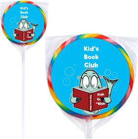 Riddle Little Personalized Lollipops (Set of 12)