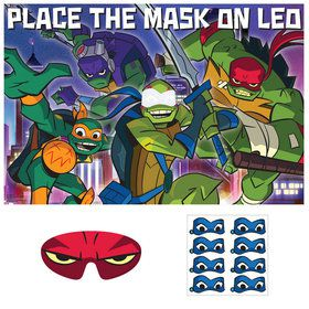 Rise of the TMNT Party Game