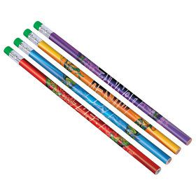 Rise of the TMNT Pencil Favors (12)