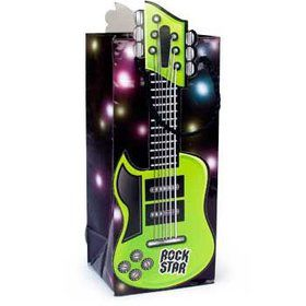 Rock Star Favor Bag (12 Count)