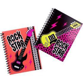Rock Star Notebook (each)