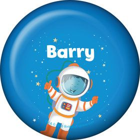 Rocket to Space Personalized Mini Button (Each)