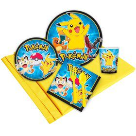 Pokemon 24 Guest Party Pack