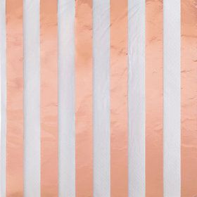 Rose Gold Stripes Lunch Napkin (16)