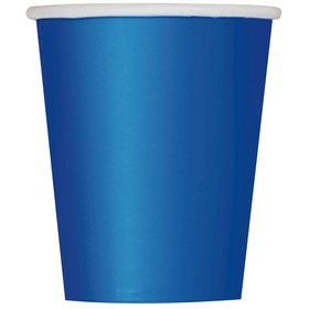 Royal Blue 9oz Cups (14 Count)