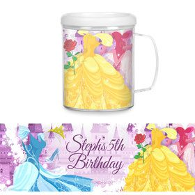 Royal Princess Personalized Favor Mug (Each)