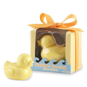 Rubber Ducky Soap