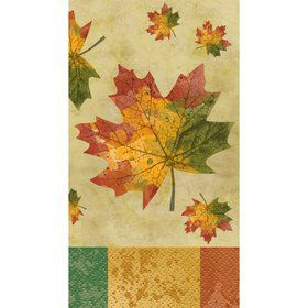 Rustic Fall Guest Towels (16 Pack)