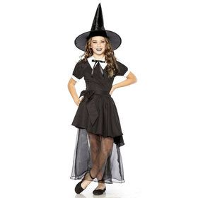 Salem Witch Child Costume