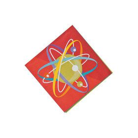 Science Party Beverage Napkins (16)