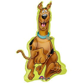"Scooby Doo 38"" Shape Balloon (Each)"