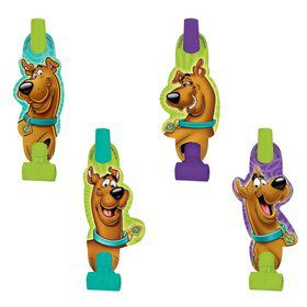 "Scooby Doo 5"" Blowouts (8 Pack)"