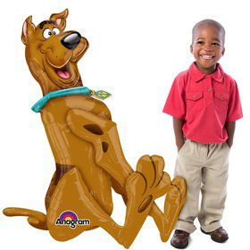 "Scooby Doo 51"" Airwalker Balloon (Each)"