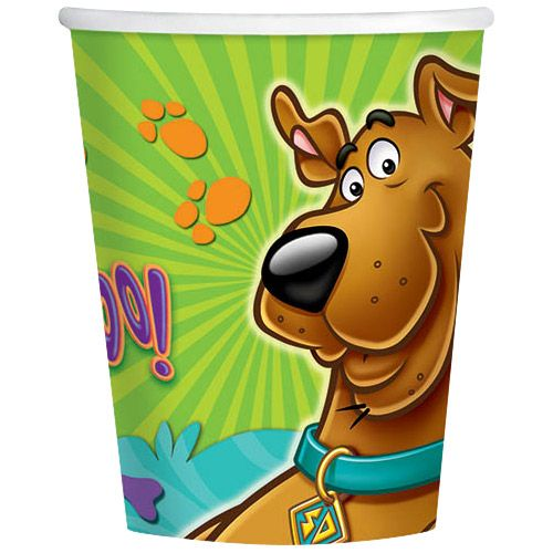 Scooby Doo 9Oz Cups (8 Pack) BB581385