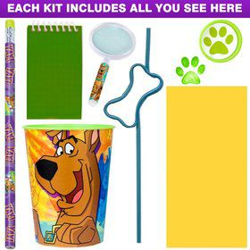Scooby Doo Favor Kit (for 1 Guest)