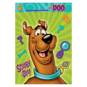 Scooby Doo Lootbags (8 Pack)