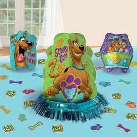 Scooby Doo Table Decorating Kit (Each)