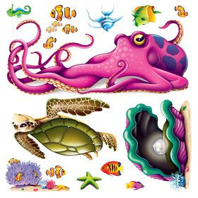 Sea Creature Props Add-On