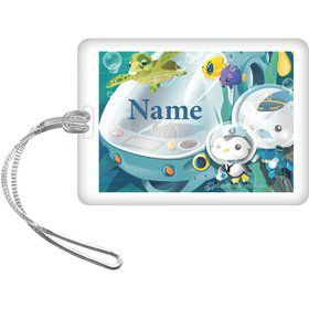 Sea Explorer Personalized Bag Tag (Each)