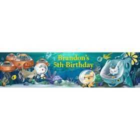 Sea Explorer Personalized Banner (Each)