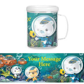 Sea Explorer Personalized Favor Mug (Each)