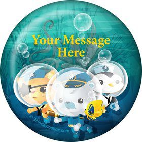 Sea Explorer Personalized Magnet (Each)