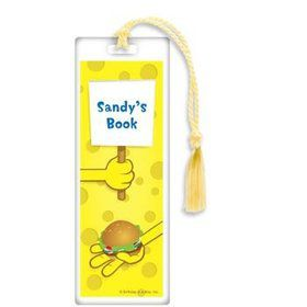 Sea Sponge Personalized Bookmark (each)