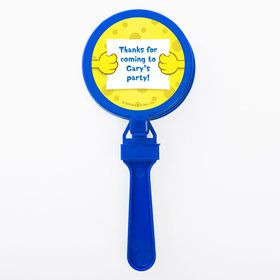 Sea Sponge Personalized Clappers (Set of 12)