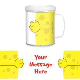 Sea Sponge Personalized Favor Mugs (Each)