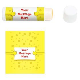 Sea Sponge Personalized Lip Balm (12 Pack)