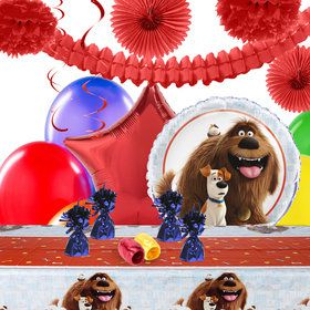 Secret Life Of Pets Deco Kit