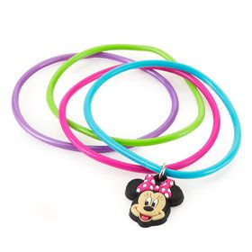 Disney Minnie Mouse Bracelet Set Assorted