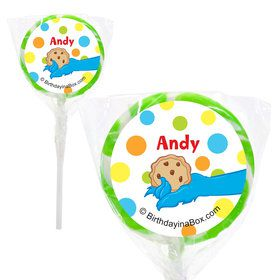 "Sesame Personalized 2"" Lollipops (20 Pack)"