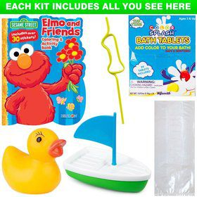 Sesame Street 1st Birthday Favor Kit (for 1 Guest)