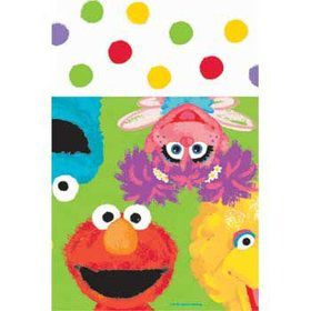 Sesame Street 1st Birthday Table Cover (each)