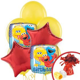 Sesame Street Birthday Balloon Kit