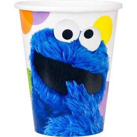 Sesame Street Cups (8-pack)