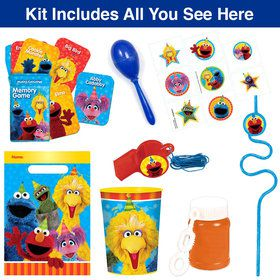 Sesame Street Deluxe Favor Goodie Bag