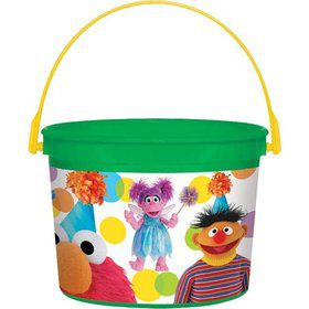 Sesame Street Favor Container (Each)