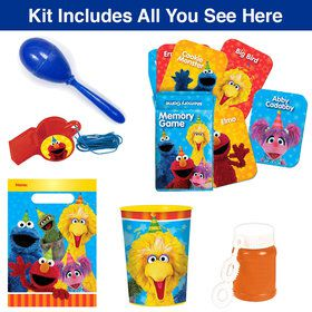 Sesame Street Favor Goodie Bag